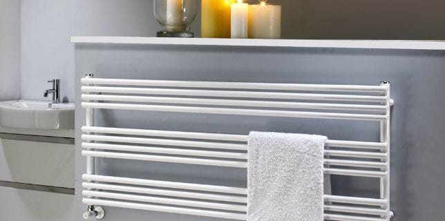 bathroom-heated-towel-rack