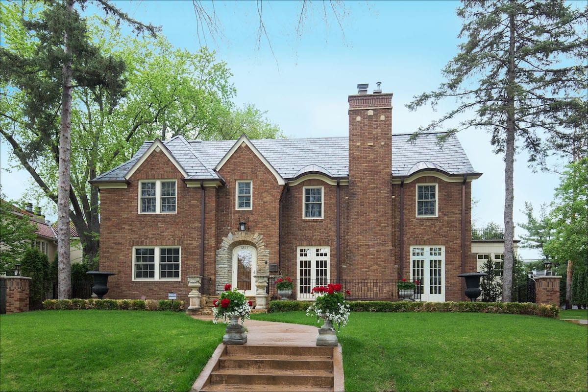 Country Club Edina Minnesota Homes For Real