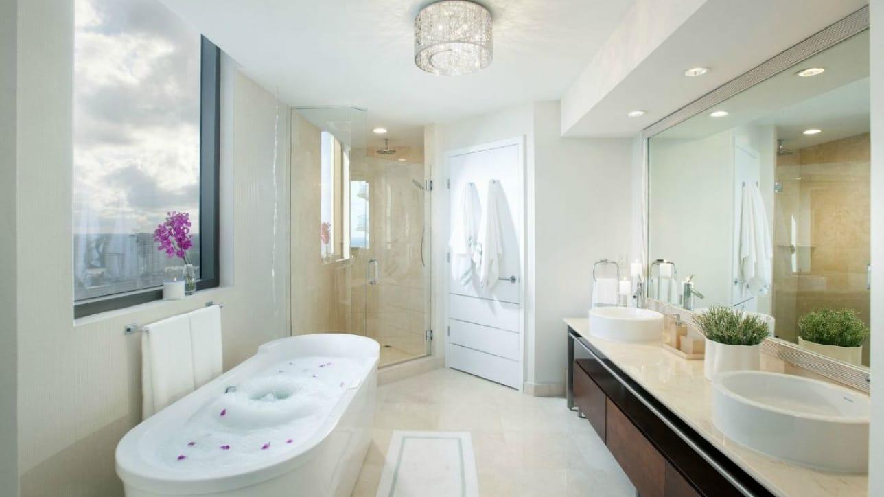 How to Turn Your Bath Into a Spa | Josh Sprague