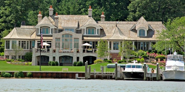Top 5 minnesota luxury home markets josh sprague for Most expensive homes in minnesota