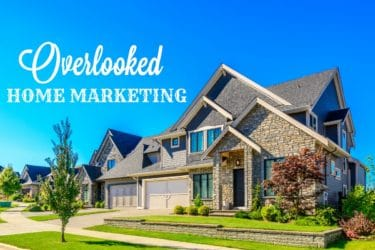 real estate home tips marketing