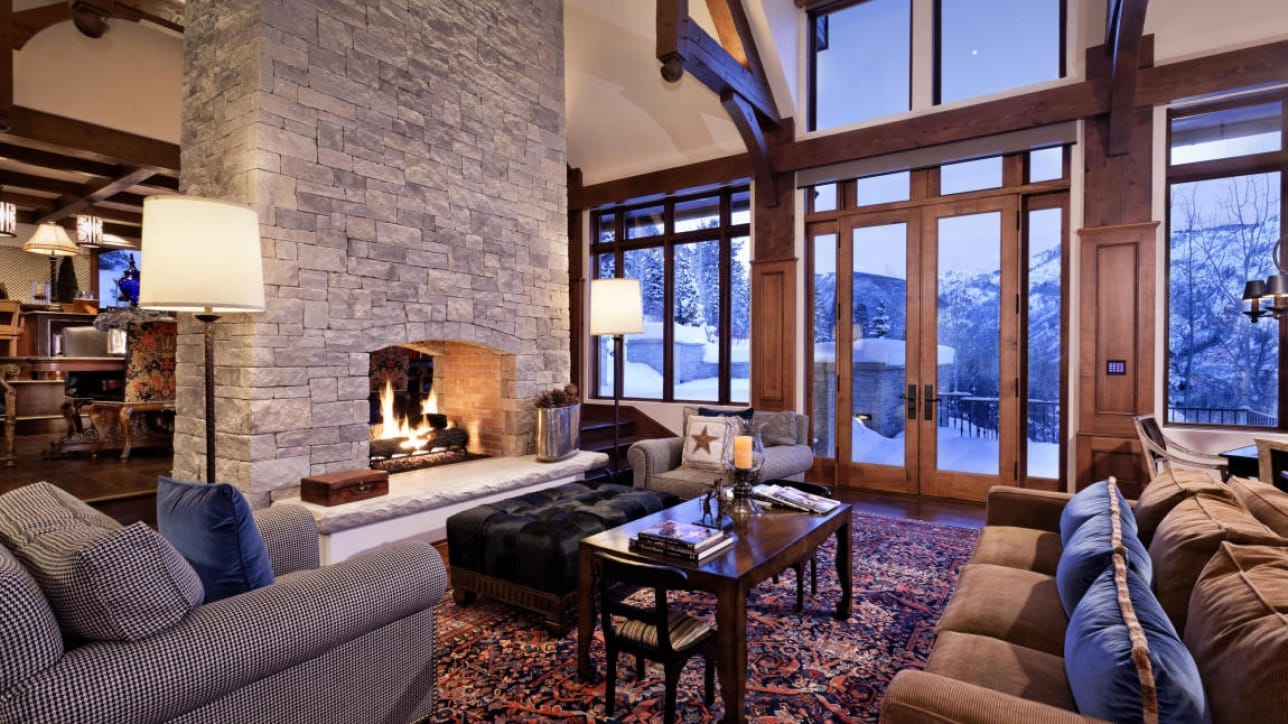 Outstanding Luxury Home Of The Week Aspen Colorado Josh Sprague Download Free Architecture Designs Ferenbritishbridgeorg